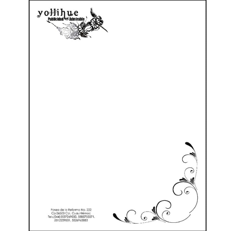 Papelería Agencia Yollihue 0