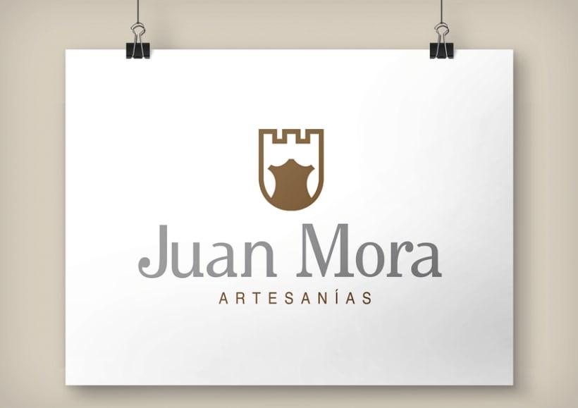 Imagen corporativa - Artesanías Juan Mora  -1