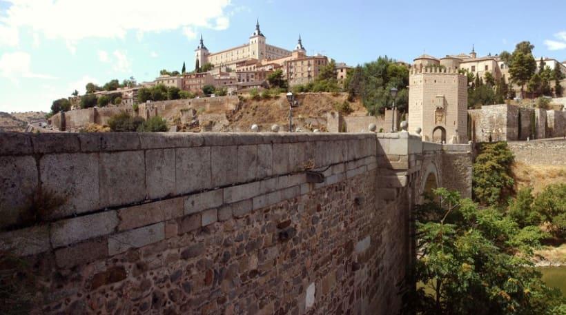 Matte Painting - Toledo 2