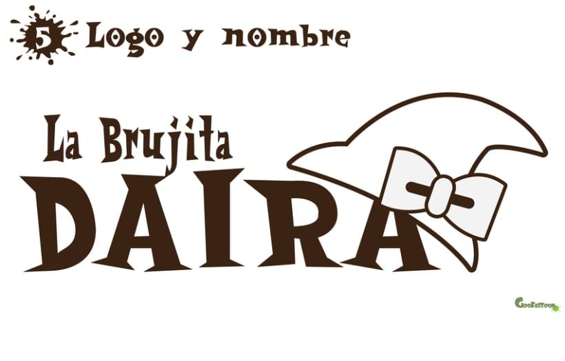 La Brujita Daira 4