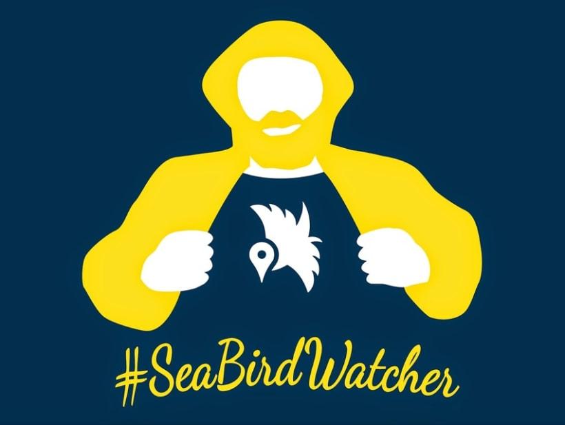 #SeaBirdstagram. App vigilancia de aves en el Mediterráneo 2