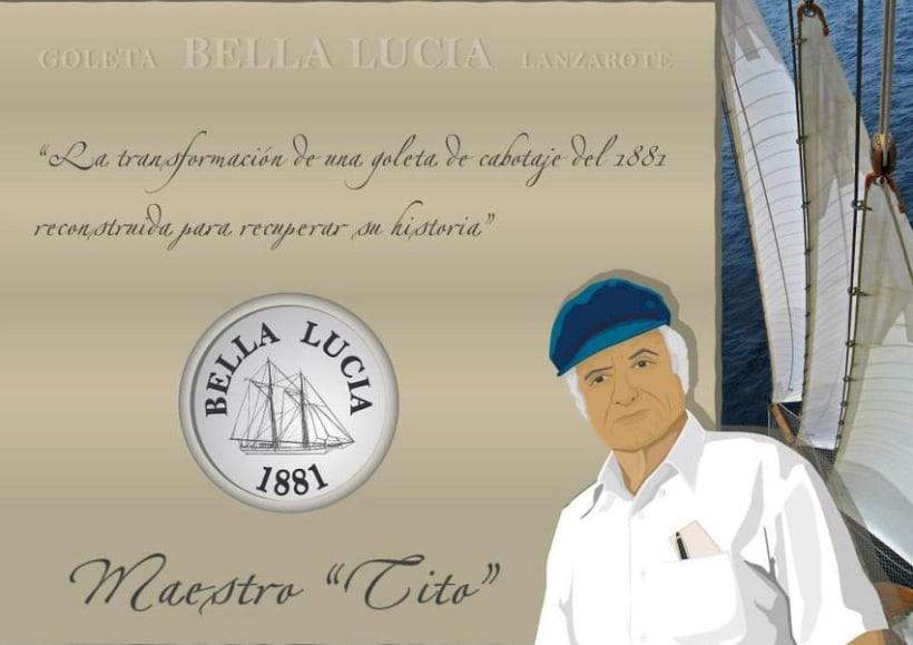 Bella Lucía / Branding / Identidad Corporativa 5