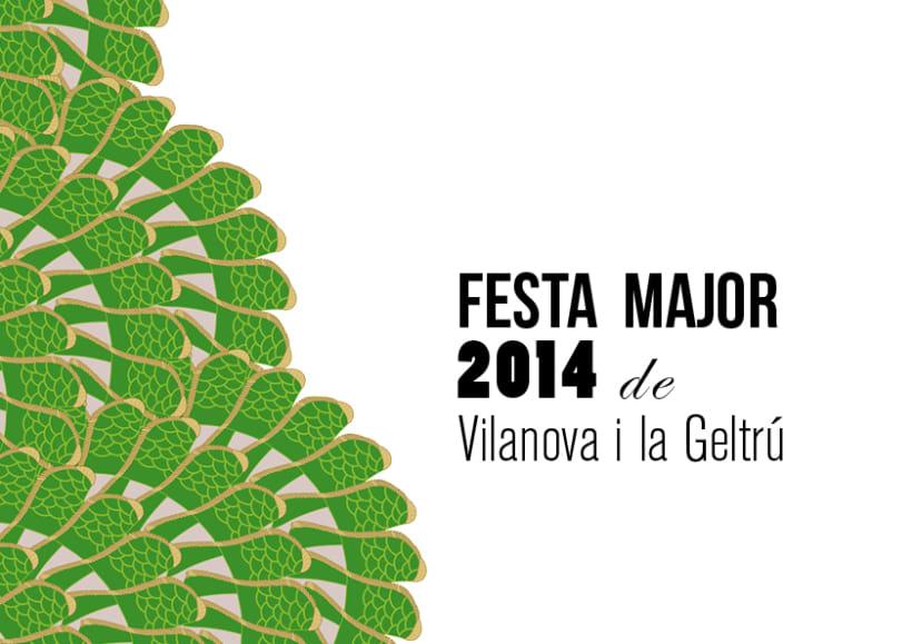 Festa Major de Vilanova i la Geltrú 2014 2