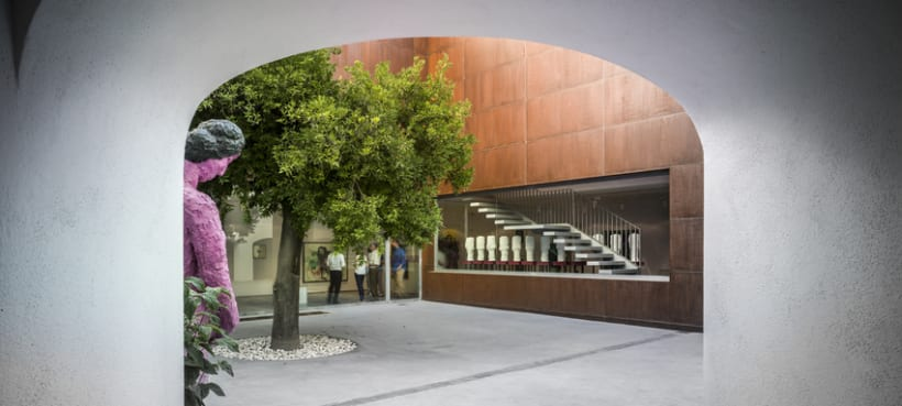 Museo Jorge Rando 1