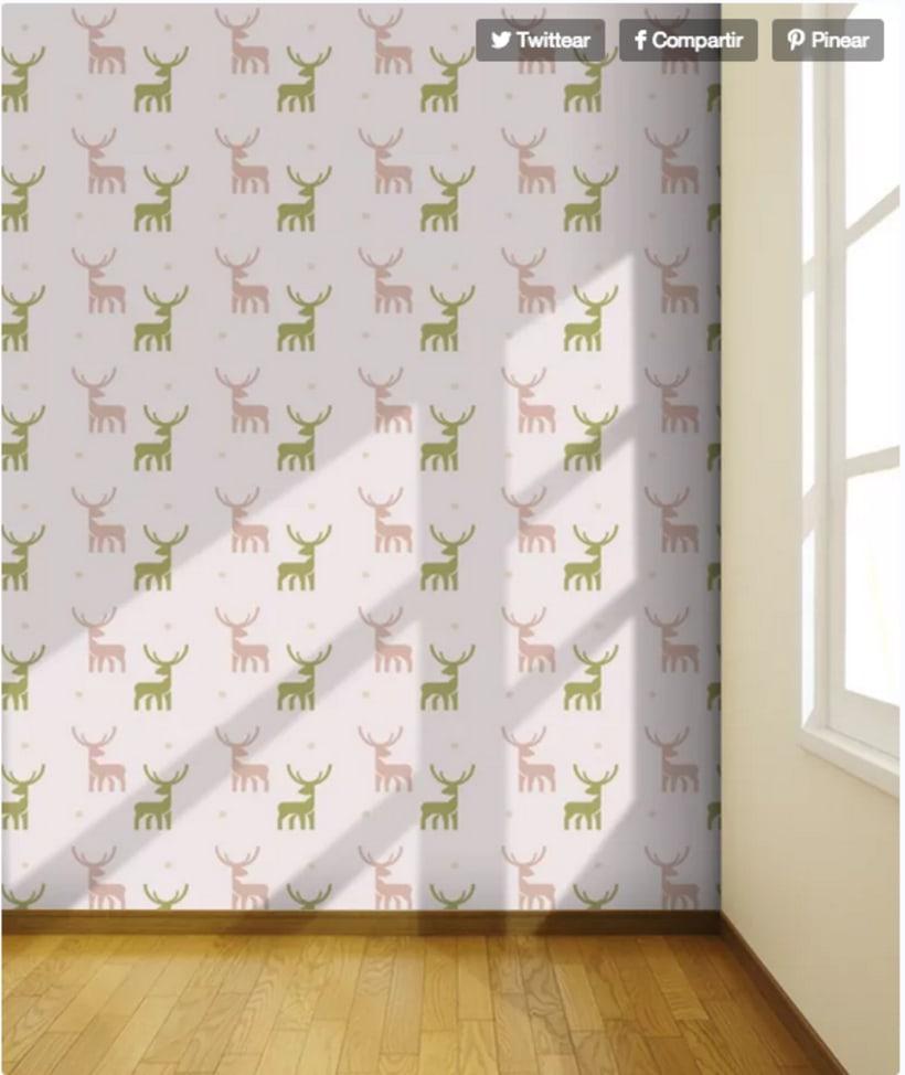Deers pattern 4
