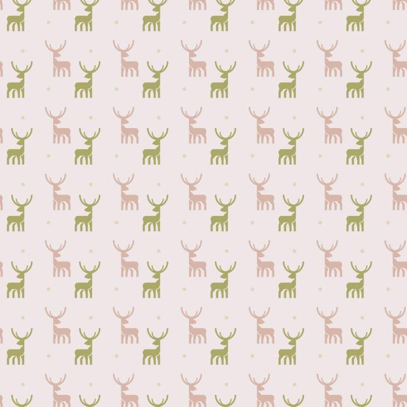 Deers pattern 1