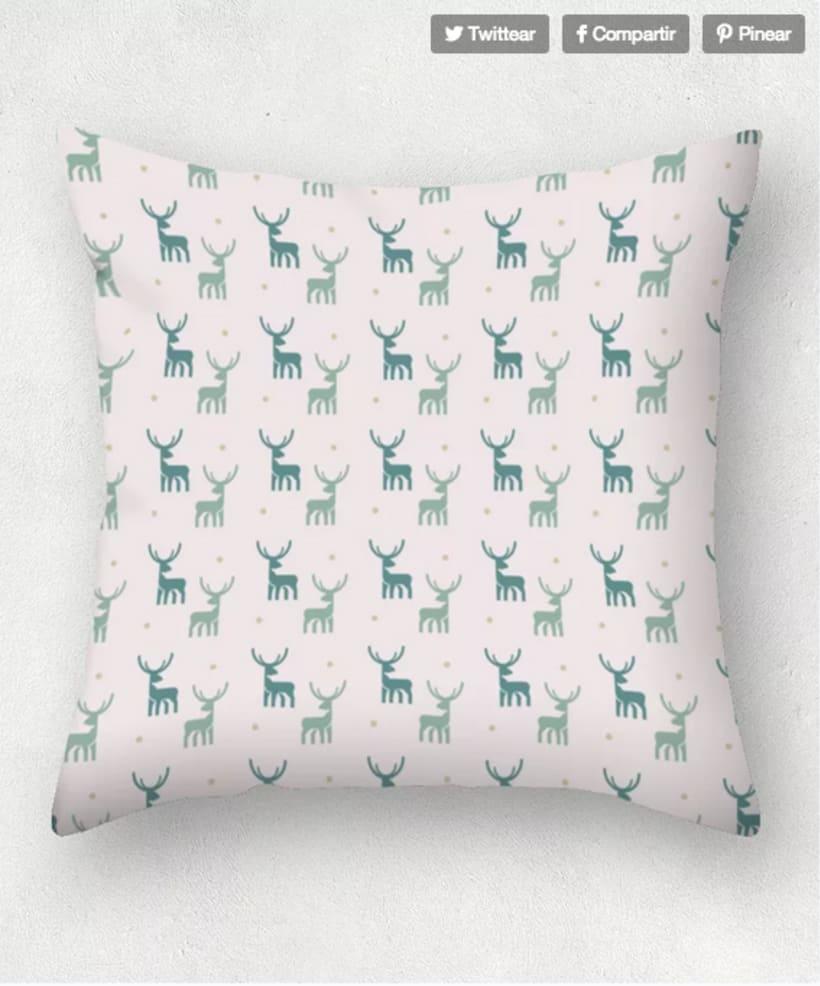 Deers pattern 5