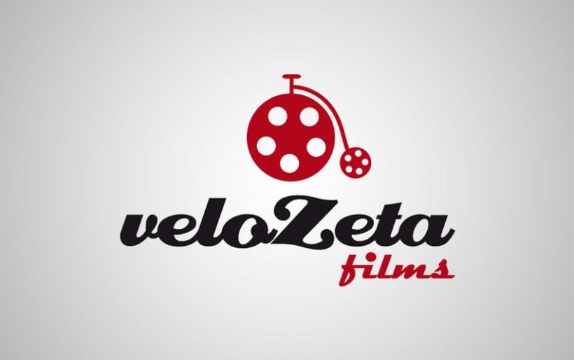 Logotipo Velozeta Films 0