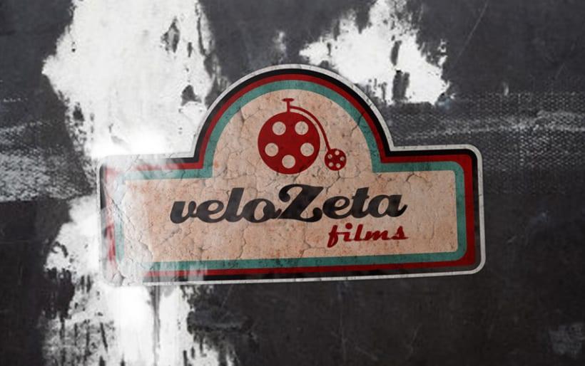 Logotipo Velozeta Films 4
