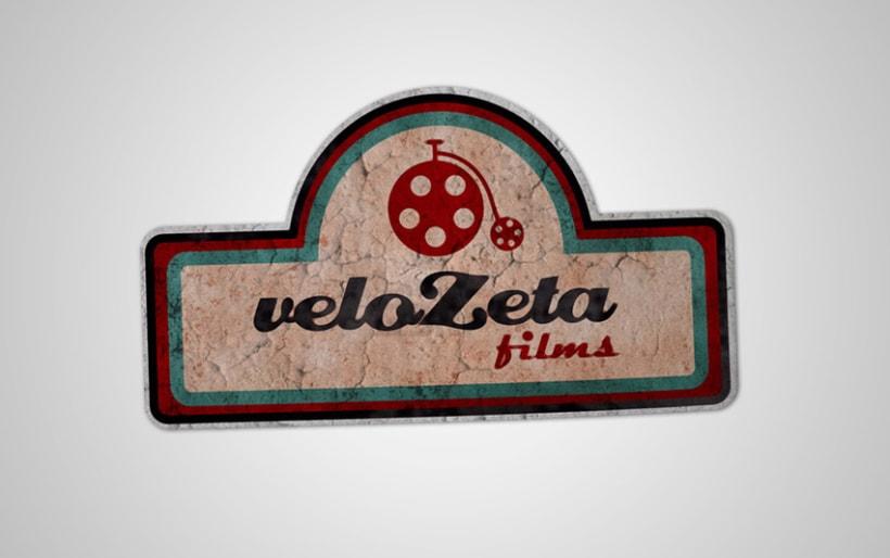 Logotipo Velozeta Films 3
