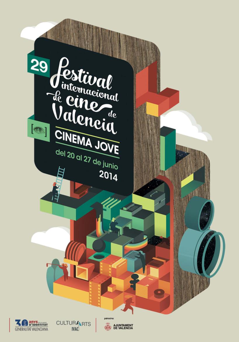 29 Festival Internacional de Cine de Valencia Cinema Jove 0