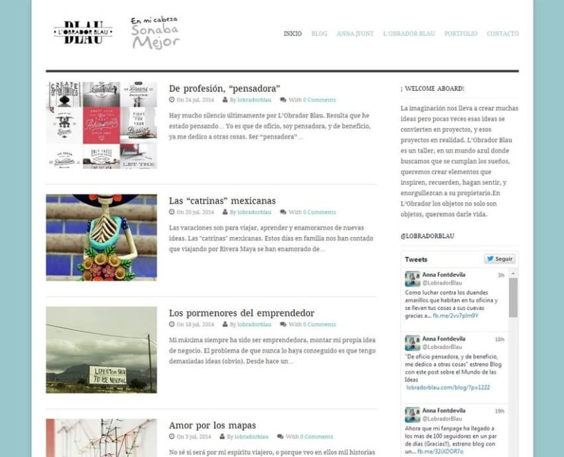 L'ObradorBlau Blog  2