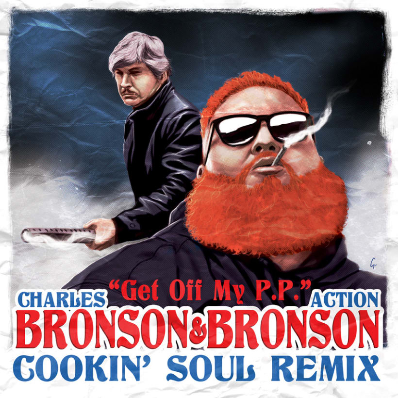 Action Bronson x Cookin' Soul 1