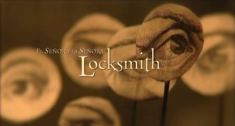 El Señor y la Señora Locksmith. Pieza audiovisual 0