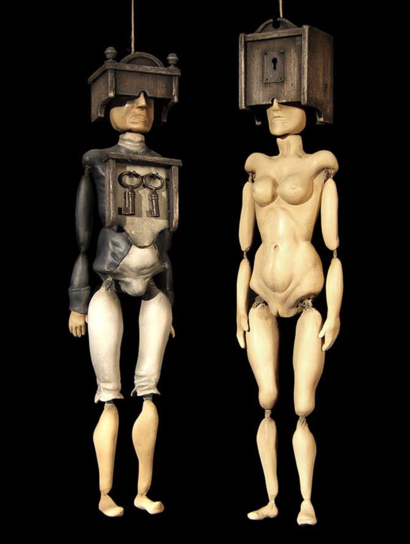 El Señor y la Señora Locksmith. Pieza audiovisual 3