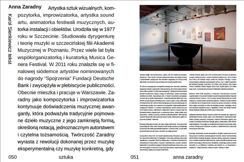 Lados Magazine, maquetación y diseño 5