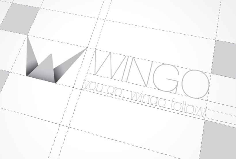Wingo | Logo design 5