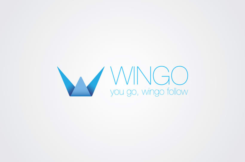 Wingo | Logo design 7