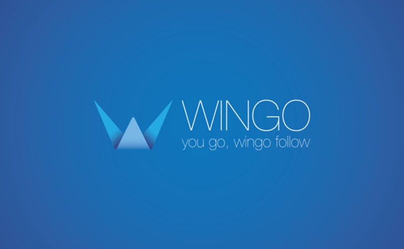 Wingo | Logo design 8