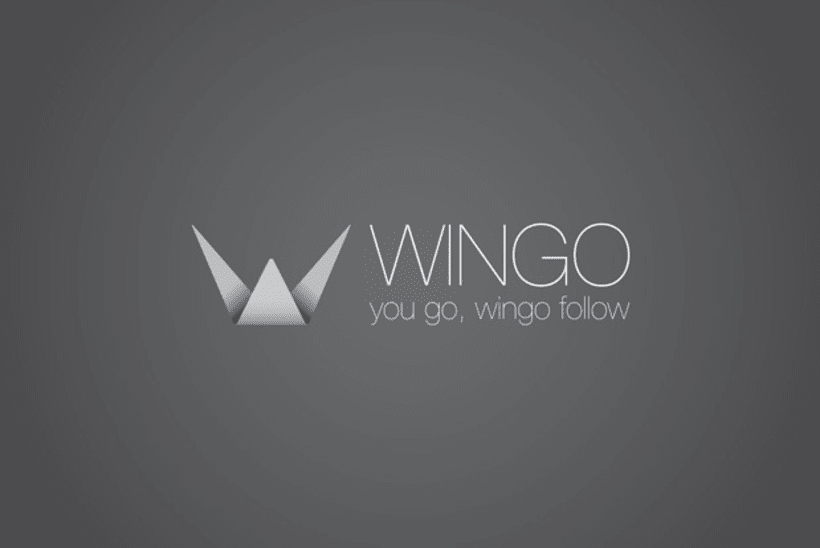 Wingo | Logo design 9