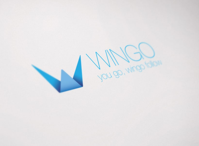 Wingo | Logo design 12