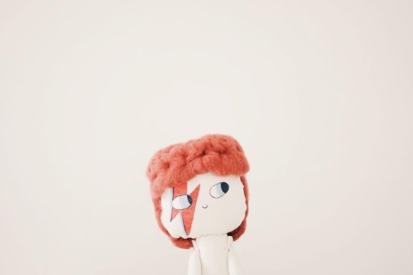 David Bowie Doll 4