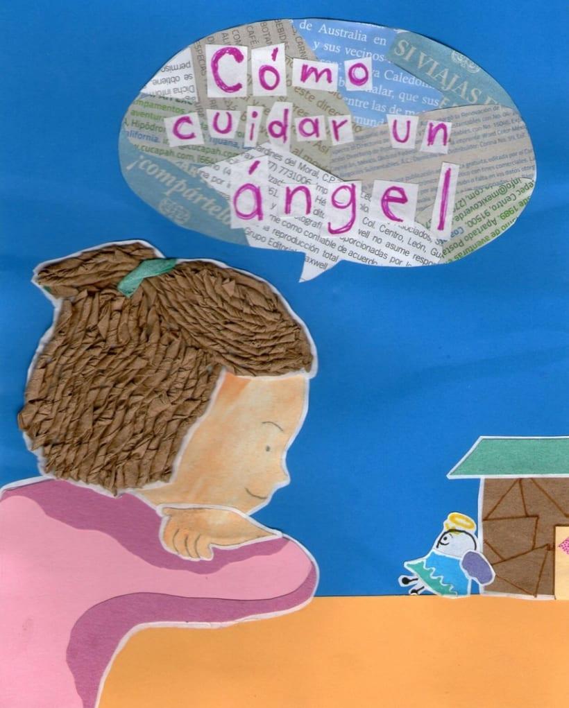 Cómo cuidar un ángel 3