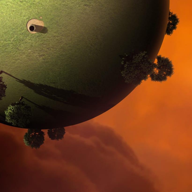 Kaito's Planet 1