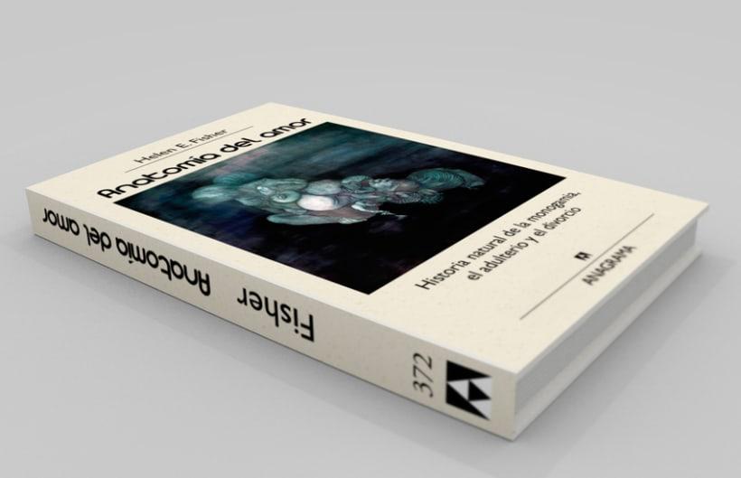 Diseño de la cubierta de un libro 0