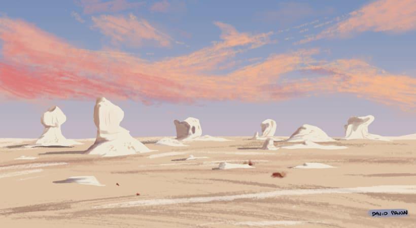 Desierto de Egipto -1