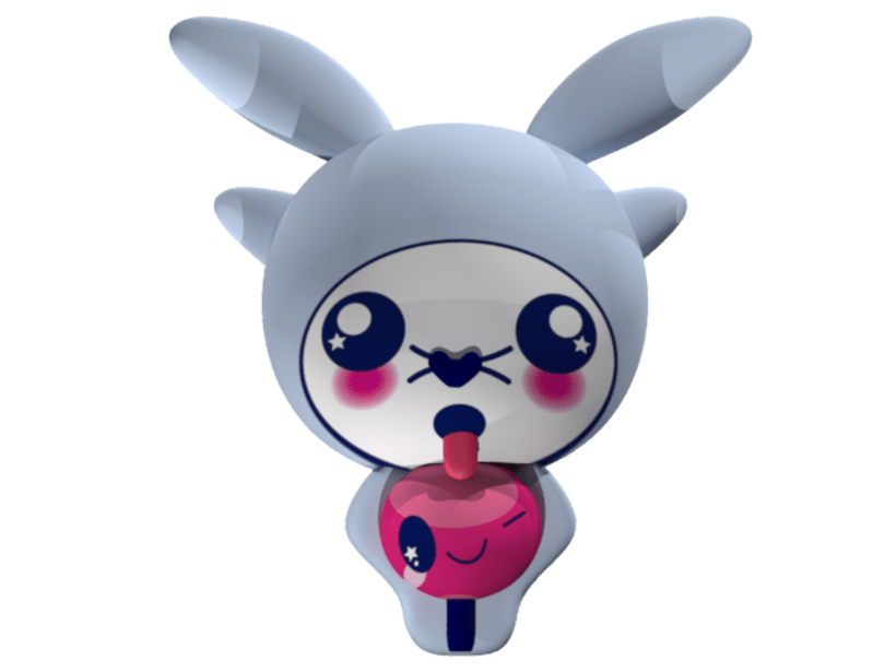 Diseño de un Art Toy 5