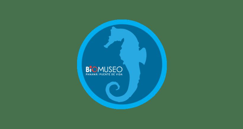 Pegatinas del Biomuseo -1