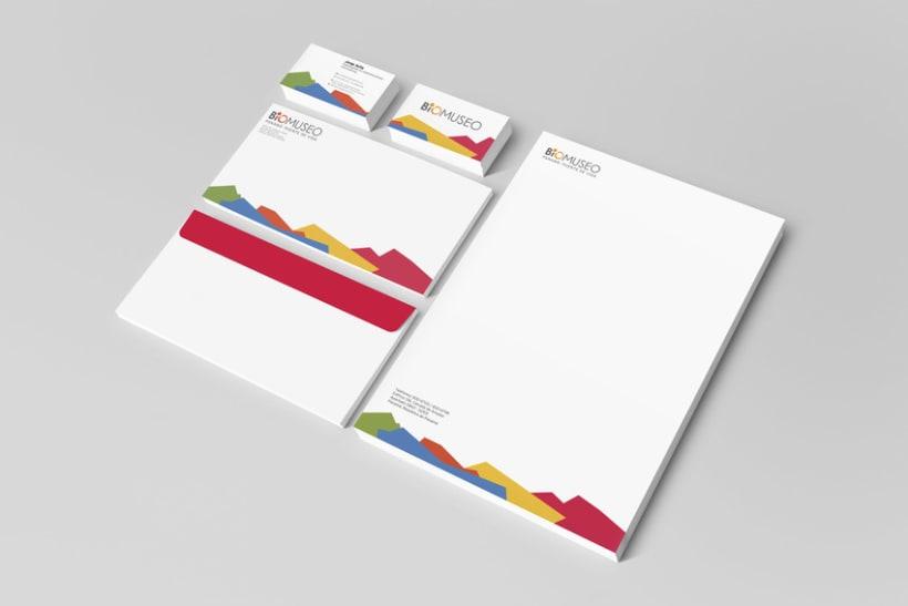 Biomuseo branding 5
