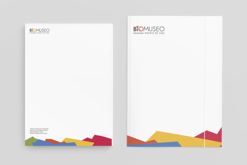 Biomuseo branding 3