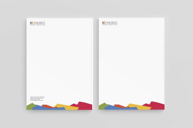 Biomuseo branding 2