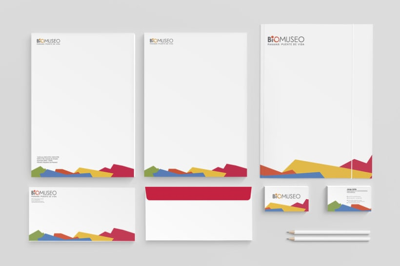 Biomuseo branding 1