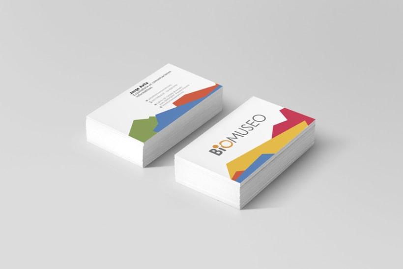 Biomuseo branding 4
