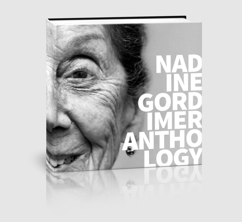 Nadine Gordimer Anthology -1
