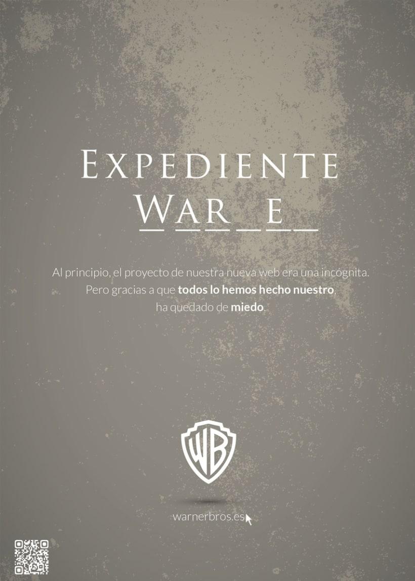warnerbros.es, lanzamiento 3