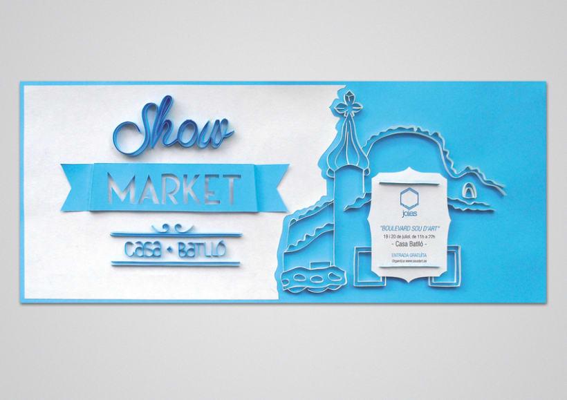 Show Market Casa Batlló 1