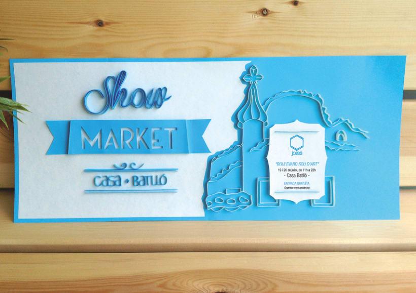 Show Market Casa Batlló 2