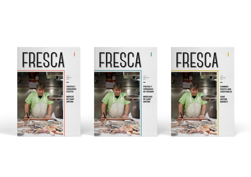 Fresca magazine 3