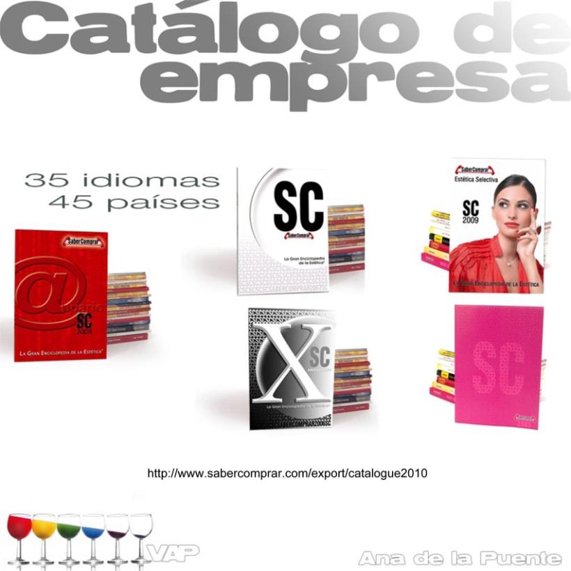 Catálogos de empresa -1