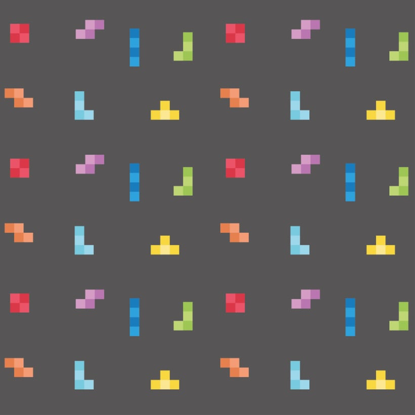 Tetris pattern 0