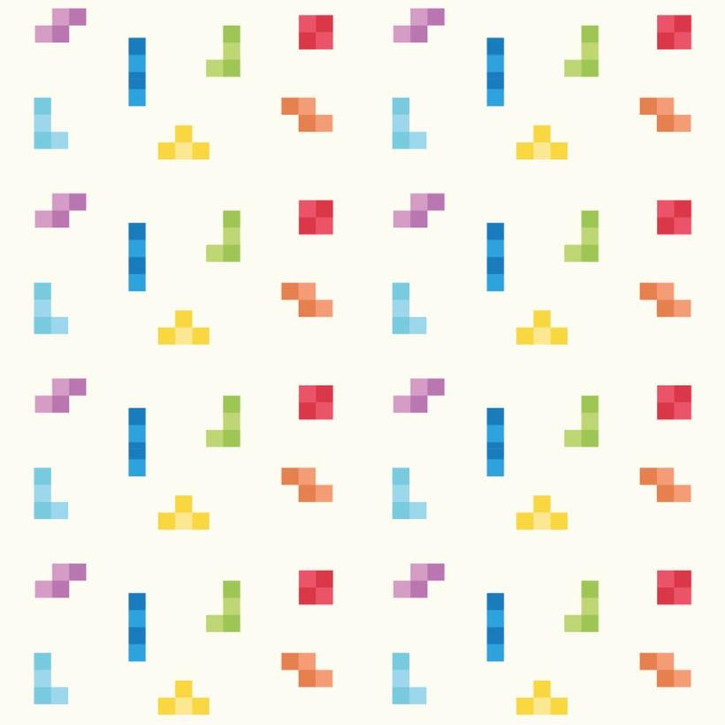 Tetris pattern 1