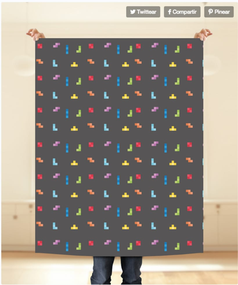 Tetris pattern 3