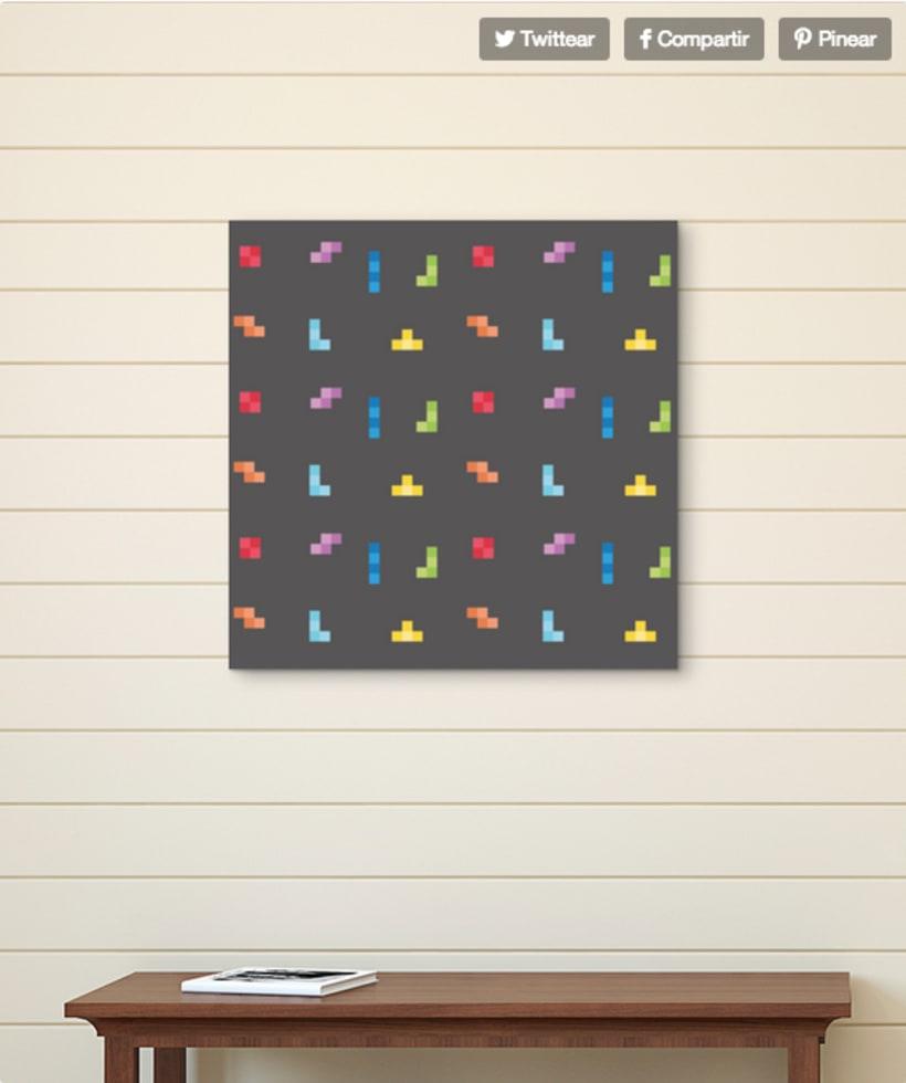 Tetris pattern 4