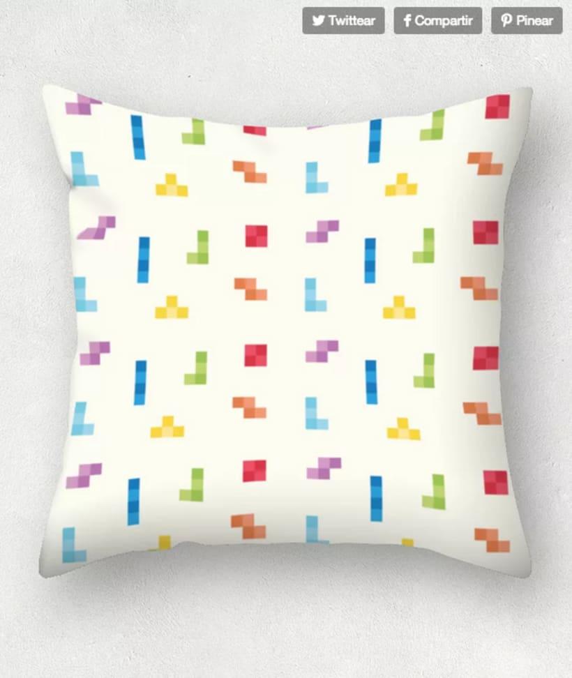 Tetris pattern 6