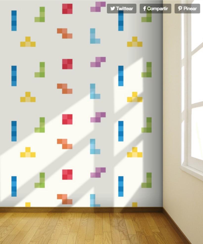 Tetris pattern 7