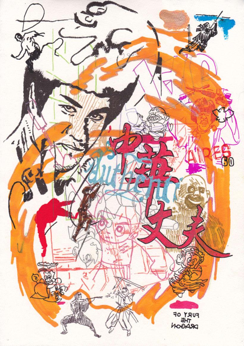 dibujos 2014 5